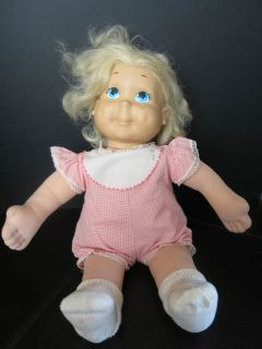 1986 Hasbro My Buddy Kid Sister 21 Doll Good Condition