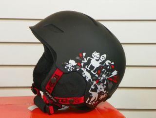 New 2013 Ride Kids Greenhorn Ski Snowboard Helmet Adult XS Black