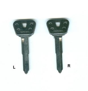 1993 Yamaha Logo Motorcycle Scooter Key Cut to Your Key Code