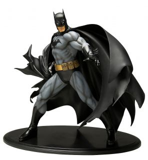 ARTFX DARK KIGHT BATMAN BLACK COSTUME VERSION STATUE FIGURE DC COMICS