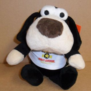 Kids Preferred Harley Davidson Skull Plush
