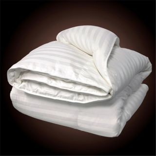 450 Fill White Down Feather Oversize King Size Bed Comforter