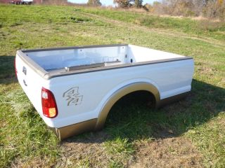 2012 Ford Superduty 8 King Ranch Bed Gate Bumper New Take Off F250