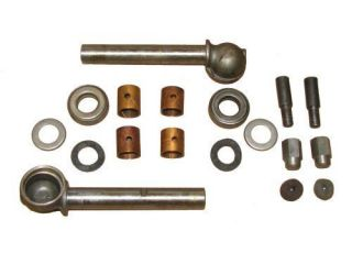 King Pin Spindle Bolt Set 1935 1936 Ford Cars New