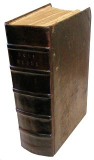 1613 1611 King James Great She Bible First Issue Second Printing Folio
