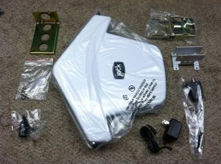 HDTV Antenna Replacement Head by King Controls White OA8000