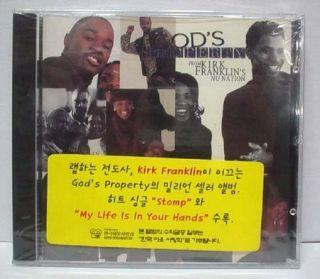 Nu Nation Project Kirk Franklin Music