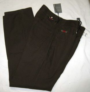 New CAVI Kirtland Relaxed Fit Army Green 5 Pocket Jeans 36x34