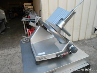 Hobart Commercial Slicer Meat Deli Kitchen Catering Turkey