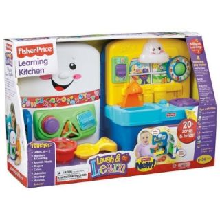 Fisher Price Laugh and Learn Learning Kitchen Colors Vary