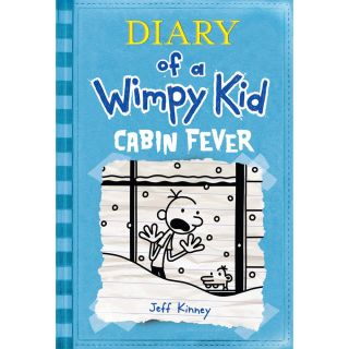 New Diary of A Wimpy Kid Cabin Fever Kinney Jeff 1419702238