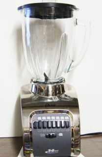 Brushed Nickel Glass Party Jar Blender BLSTTG PCP