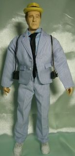 Carl Kolchak Night Stalker 1 6 Scale Custom Figure