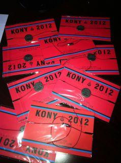 KONY 2012 Bracelet SOLD OUT EVERYWHERE Wristband & Tshirt & Bracelets
