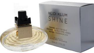 Heidi Klum Shine 1 7 oz EDT Spray Tester for Women New in Tester Box