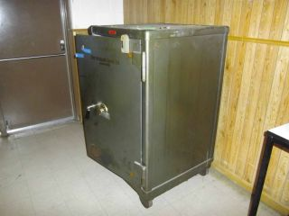 Large Antique Mosler Bank Safe with 2 Inner Safes