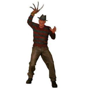 NECA Freddy Krueger 18 Figuer with Sound Night Mare on Elm Street New