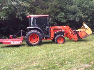 Kubota L 3430 Tractor Loader