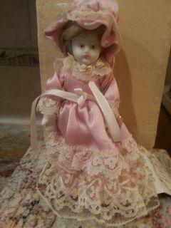 Kurt s Adler Collectible Porcelain Doll