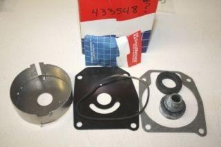 New OMC 433548 433549 438592 Water Pump Kit