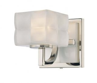 Kovacs P5451 613 Polished Nickel Contemporary Modern Single Light Wall