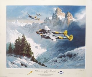 Lockheed XP 80A P 38 U 2 F 104 Aviation Test Pilot Autograph Tony