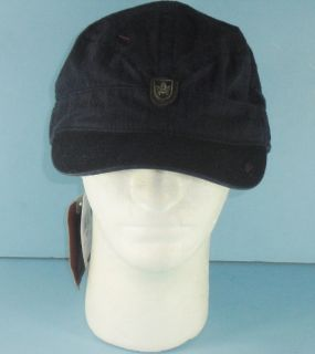 Kurtz AK205 Luther Navy Blue One Size Baseball Cap Mens Adjustable