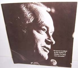 Bob Hope His Friends King of Comedy Assoc Book 1979