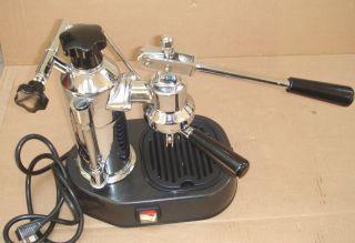 La Pavoni Europiccola Lever Pump 8 Cups Espresso Machine
