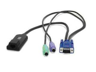 HP Rack Console IP KVM Switch KVM Interface Adapter 286597 001