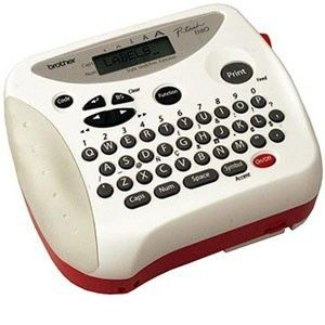 Brother Personal Label Maker Model PT 1180SP P Touch