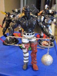 Legends Custom Absorbing Man Metal Skin Fin Fang Foom Series 6 Figure