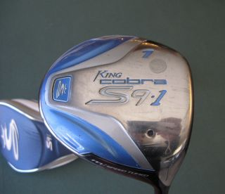 Ladies King Cobra S9 1 Driver Golf Club
