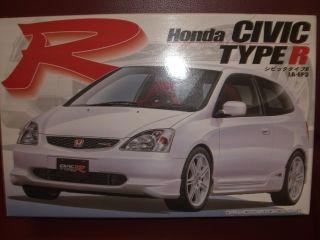 24 Fujimi Honda Civic Type R La EP3