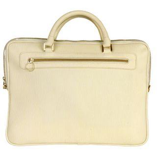 15 6 and 16 inch Ladies Laptop Bag Carry Case Cream Designer