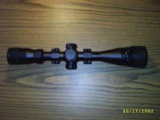 Centerpoint 4 16x40 Rifle Scope