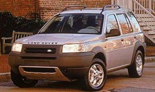 Land Rover Freelander Repair Workshop Manual 01 02
