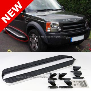 Land Rover LR3 LR4 Discovery 3 05 10 Aluminum Running Board Side Step