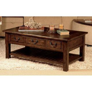 Lane Furniture Grand Junction Rectangular Cocktail Table 11931 01