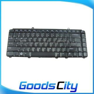 Black Keyboard for Dell Inspiron 1540 1545 Laptop Keyboard Replacement