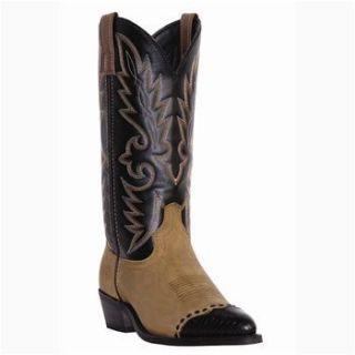 Laredo Mens Flagstaff Lizard Print Western Boots 6784 Size 9M