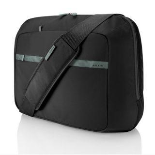 New Belkin Larchmont Messenger Style Laptop Computer Bag 15 6