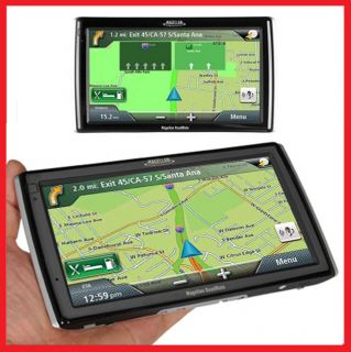 RoadMate 1700 GPS Navigation Huge 7 Display RM1700 Large touch screen