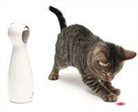 Automatic Red Laser Pointer Pet Cat Dog Exercise Toy