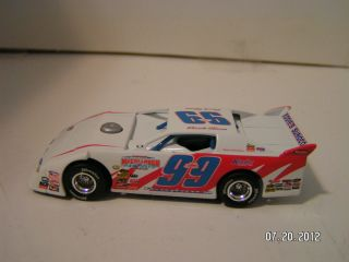 Donnie Moran Million Dollar Win ClubI Dirt Late Model Race Car Diecast