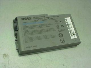 Laptop Battery for Dell Latitude D500 D505 D510 D520 D530 D600 D610