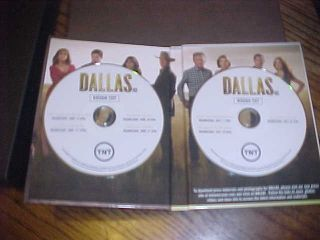 Deluxe TV Press Kit DVD Set Larry Hagman Pilot and 6 EPS Promo