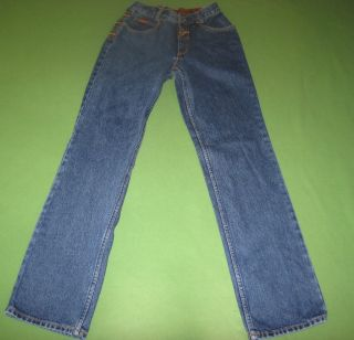 Lawman Western Slim Fit Jeans Size 3