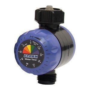 Watering Water Hose Lawn Timer for Sprinkler System 2 Hrs Blue