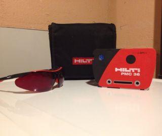 Hilti PMC 36 Laser Level